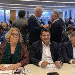 🔴⚙️ Inizia l'incontro con @Federmeccanica per il rinnovo del #Ccnl dei metalmeccanici! https://t.co/CQAhyXLr5C