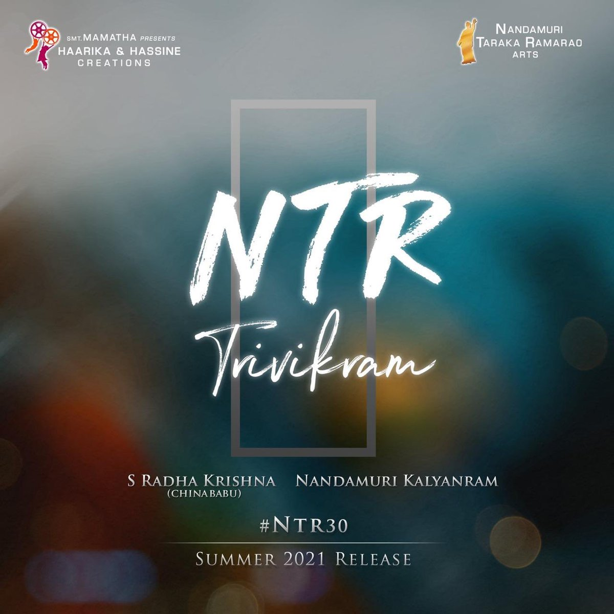 #NTR30 Summer 2021 is going to be HOT!