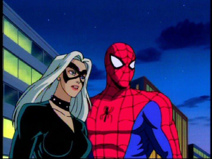 Quelle est, pour vous, la meilleure série sur @SpiderMan ?  - #SpiderMan (1994) - Spider-Man: The New Animated Series (2003, «suite» du premier film de Sam Raimi) - #SpectacularSpiderMan (2008) - #UltimateSpiderMan (2012)