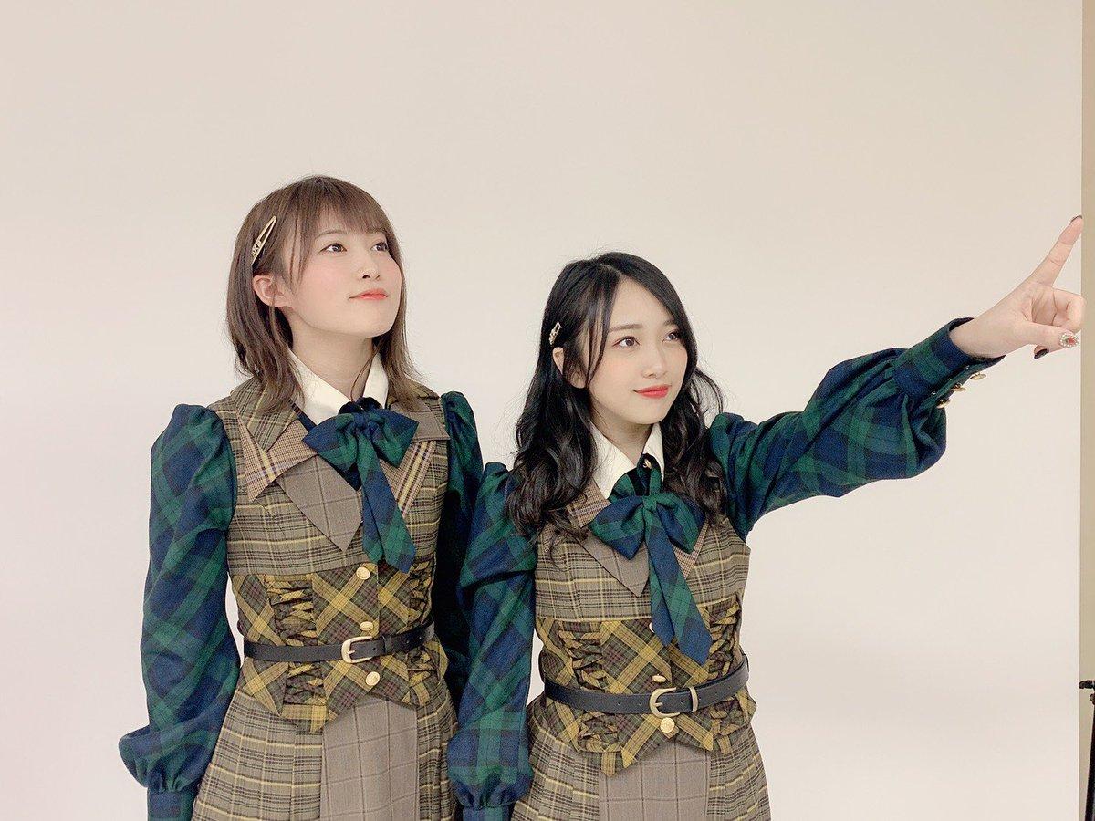 test ツイッターメディア - 【AKB48】岡部麟が『アップトゥボーイ』向井地美音さんの連載「魁!!48歌詞塾」に登場! https://t.co/ex484Mhqz2  #岡部麟 https://t.co/56DZdpEJMs