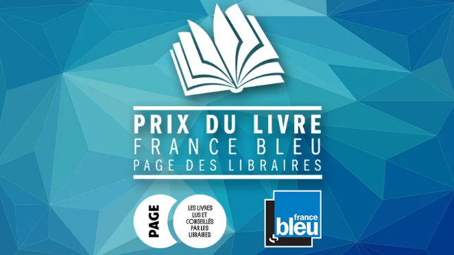 @francebleu recrute un auditeur pour rejoindre le jury de la 6e édition du Prix du Livre France Bleu - @PAGElibraires