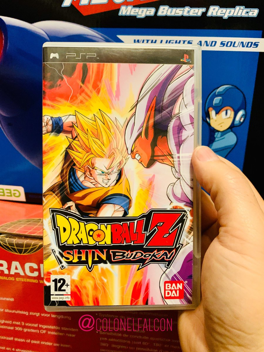 🄵🅁🄾🄼 🅃🄷🄴 🄵🄰🄻🄲🄾🄽 🅅🄰🅄🄻🅃🅂  #PSPWednesday  This is my #PSP entry for today. Dragonball Z Shin Budokai. It's ia fighting released worldwide in 2006. Have you played this? #gamersunite #gaming #handheldgaming