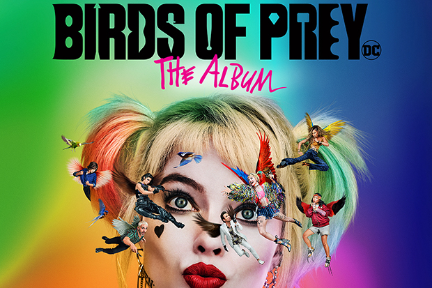 We're just checking in to remind you that the @birdsofpreywb soundtrack is really, really good: