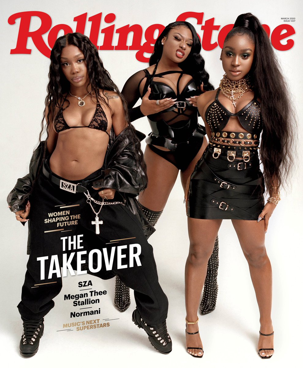 we been shaping the future 🤎🤎🤎 @RollingStone happy black history month