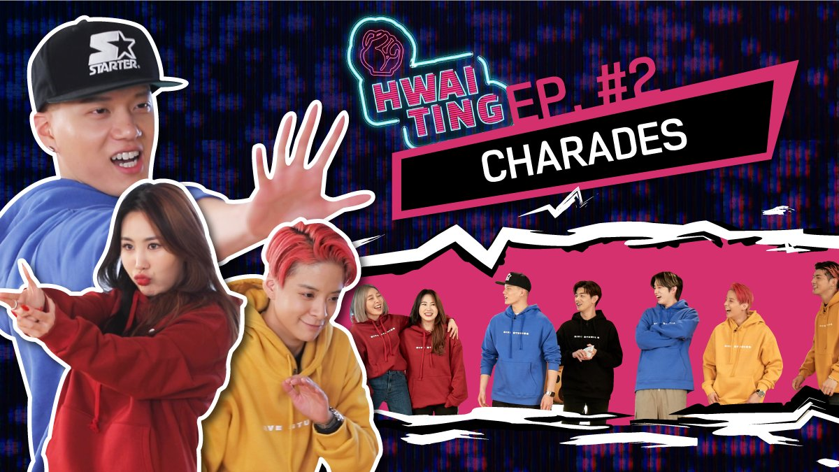 HWAITING! Ep. #2 is out now on Facebook Watch. 🔥  LET'S GO:   Who are YOU rooting for?