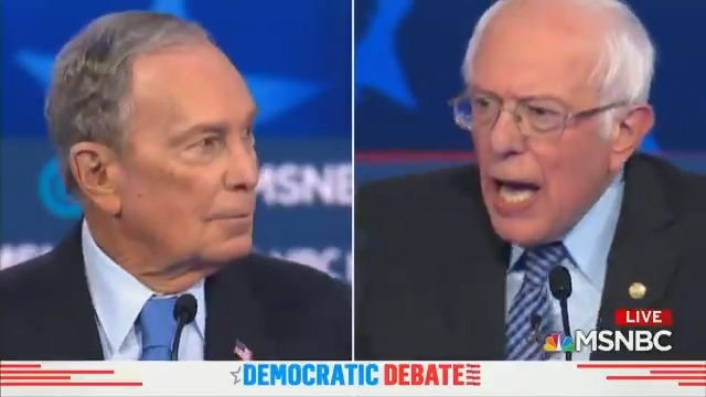 Hard to beat the hypocrisy of these two curmudgeons wrangling over their millions, while crowing about the tax hikes they have planned for hard-working Americans.  #DemocratsAreNuts