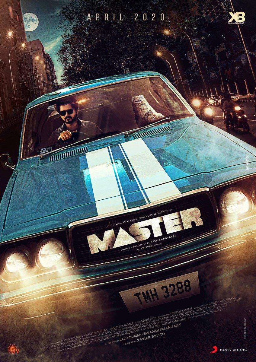 #master Posterwork ♥️ Watch the details closer. Will reshare once teaser releases😍  @actorvijay @Jagadishbliss @Dir_Lokesh @gopiprasannaa @XBFilmCreators @Actor_Vijay  @ActorVijayFC @NoufalBabujohn @GuRuThalaiva