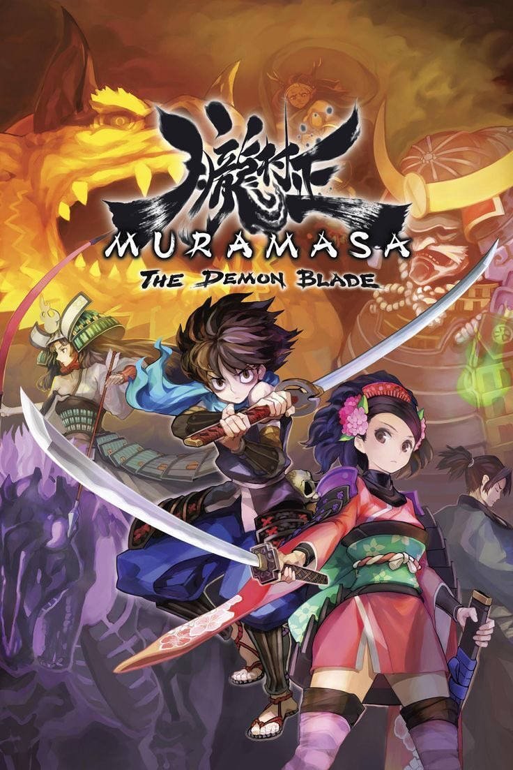 What's a game that both swept you away with it's incredible creativity beauty and fun gameplay. Muramasa: The Demon Blade is one I always marvel at 👍 Name your Game #ShareYourGame #gamer