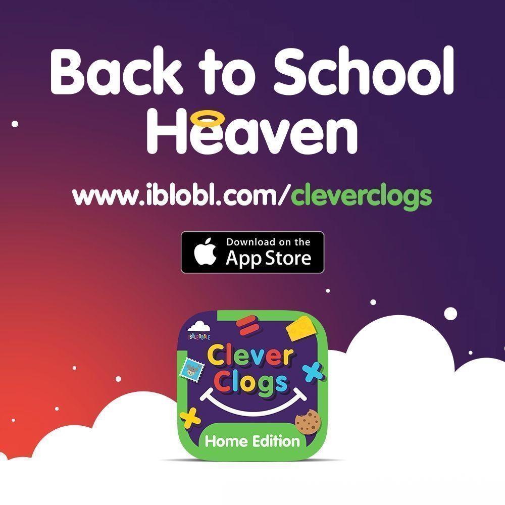 #BackToSchool #maths #games for #kids!     #Clever #children #apps #math #mathematics #play #save #sale #AppStore #iPhone #iPad #AppleTV #learn #teach #play #fun #cleverclog #friends #teacher #teaching #ThursdayThoughts #thursdaymorning