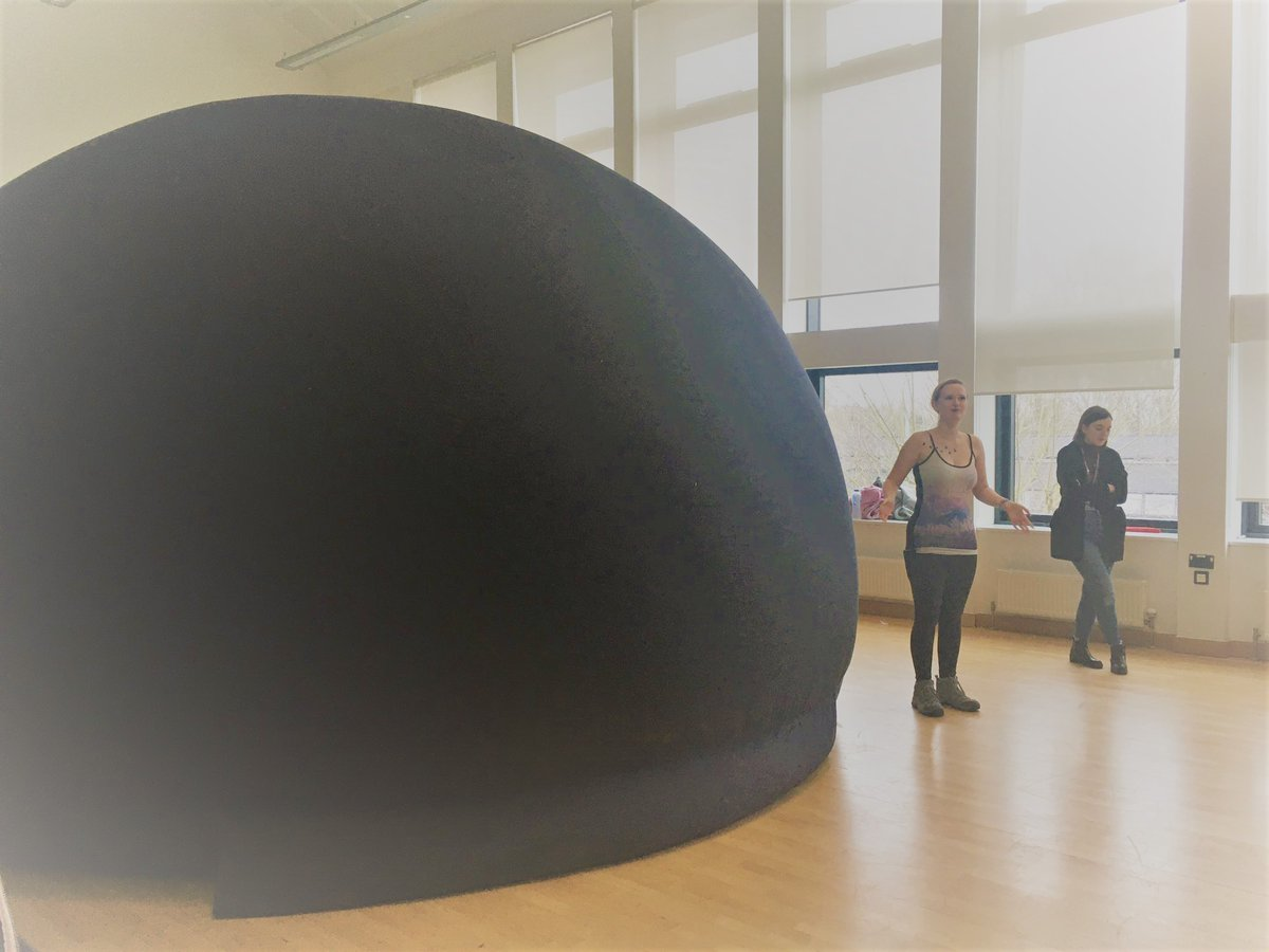 Our Students enjoyed an action packed Day 2 of their #routesintoSTEM Course @UniofHerts where they got to discover their inflatable Planetarium and explore the paths into #astrophysics, #physics, #maths, #computerscience, #Engineering & #degree #apprenticeships!!  @TheEDTUK
