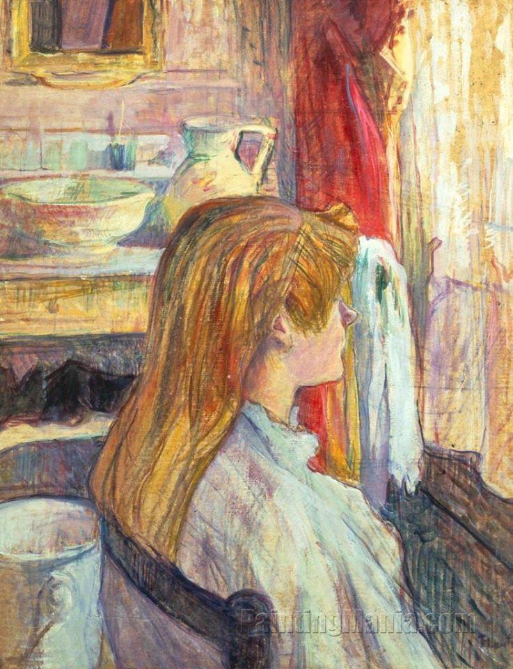 Woman at the Window, 1892-93 Henri de Toulouse-Lautrec https://t.co/huAK5EnuHB