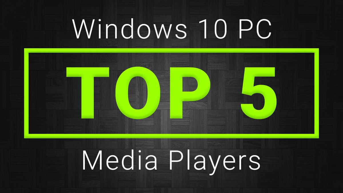 Top 5 Media Players For PC 2020        #cnxplayer #widnows10 #android #ios #iphone #ipad #app #hdr #10bit #4k #fullhd #uhd #ultrahd #firetvstick #chromecast #appletv #airplay #casting