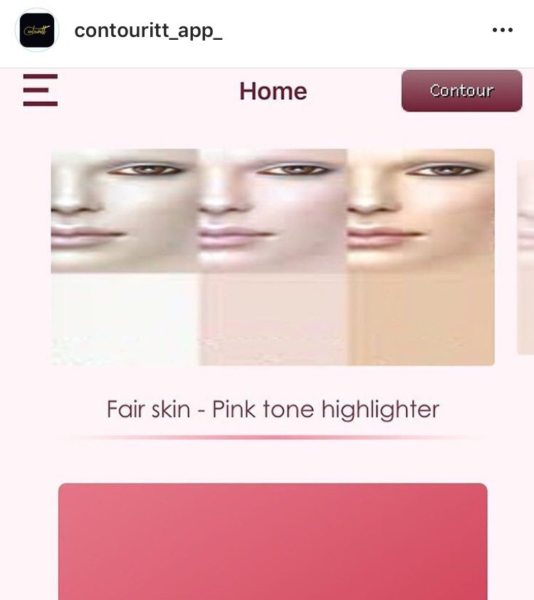 ✨COLOUR CORRECTOR✨  {Stan your undertones}  Are you Warm;? Is your base tone yellow or gold? Or Cool;?   Checkout our IN APP colour guides and beauty tips #contourittapp    📲 #appstore + #playstore #GirlsWhoCode #beautytech #app  #glowcode #tech #code