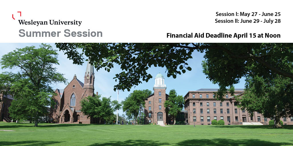 test Twitter Media - The Summer Session financial aid deadline is April 15 at noon. Students who wish to receive an award before registration opens must apply by February 28. Registration opens March 6, visit https://t.co/fvBM4lZTI5 to learn more! https://t.co/t8IiIxliBY
