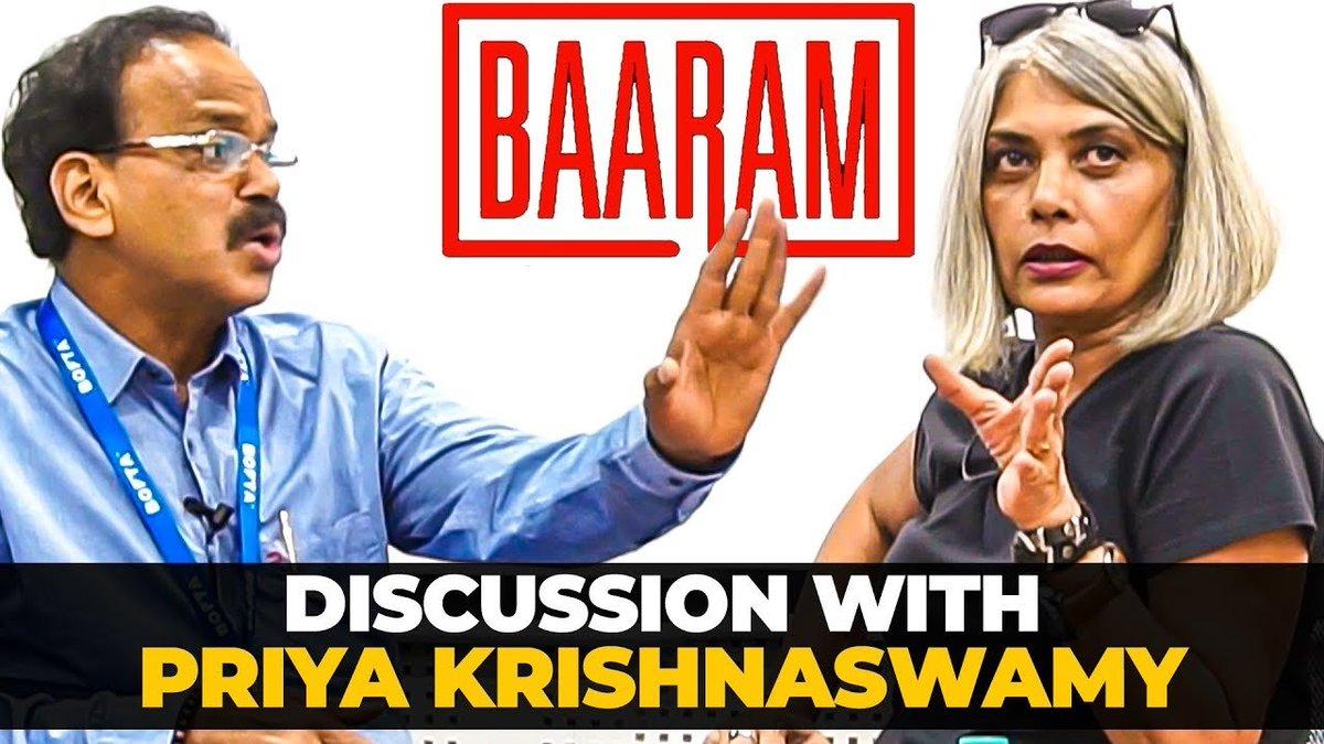 National Award Winning Film Baaram - Detailed Analysis | BOFTA Master class | Priya | Dr.Dhananjayan  Full Video Link:   #Vetrimaaran #PriyaKrishnaswamy #Baaram #Dhananjayan @Dhananjayang
