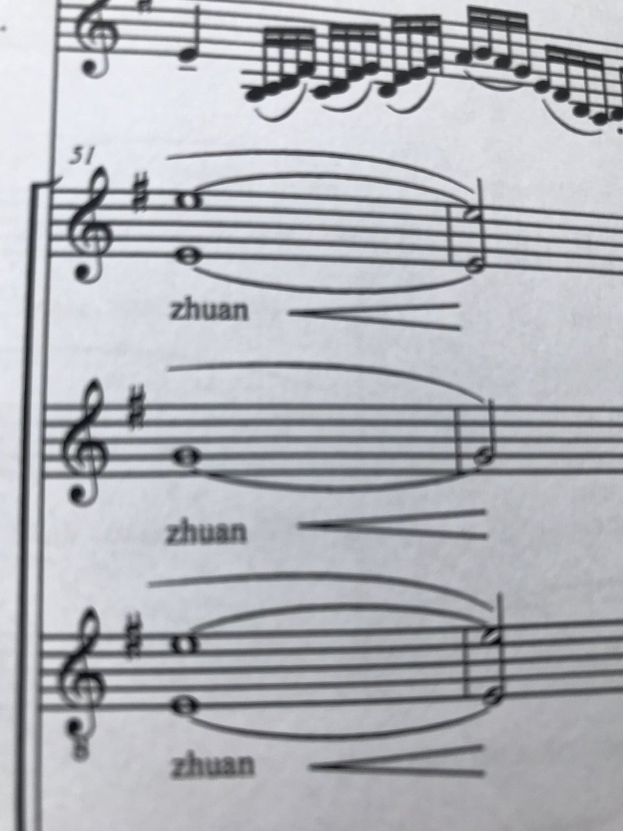 Brushing up on my mandarin pronunciation for our @CantabileTO concert in April. This means needing to call friends to have them yell at me until I have the correct sound, and intonation. #conductor #musician #choirlife #teaching