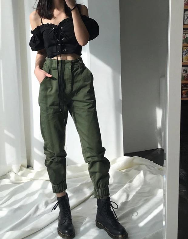 ⁉️CAN YOU BELIEVE IT⁉️ 👌😍 Now selling at R 539.10 😍👌 Harem Pants 👉 Shop here ⏩   👈 #Sale #Sale