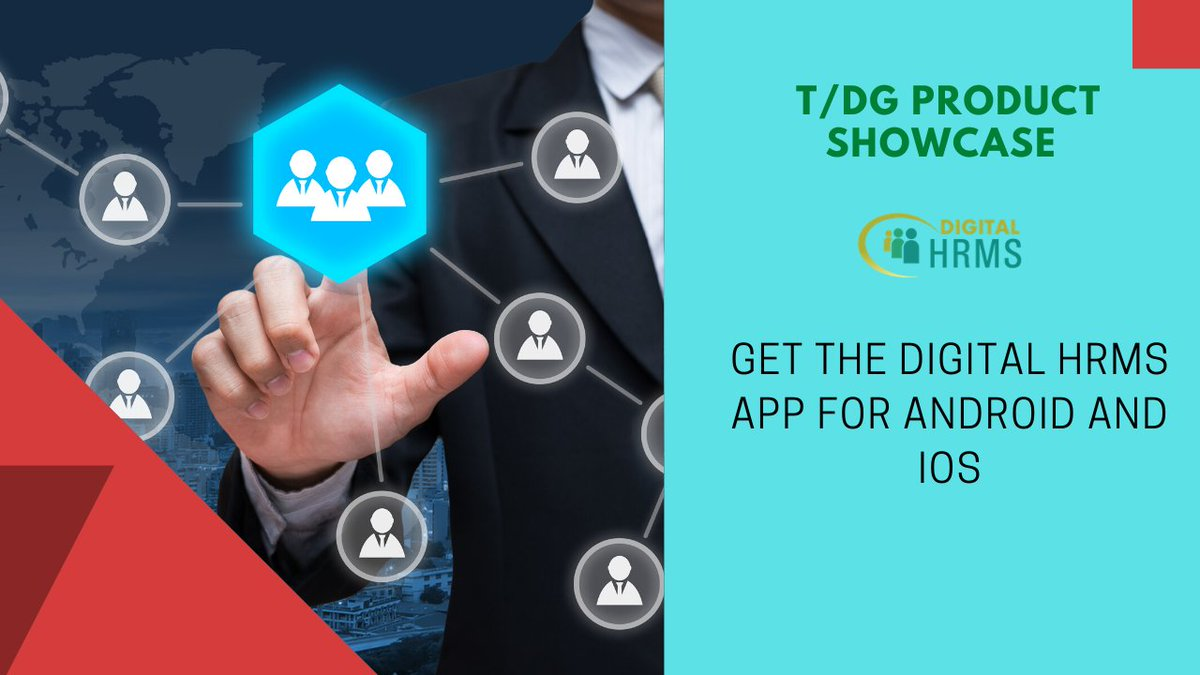 The #DigitalHRMS #mobileapp is now live! #Download Now on #GooglePlay  or #AppStore  #app #HRSoftware #AndroidApp #iOSApp #HumanResources #HR #HRTech #software #HumanResourceManagement #HRMS #HRIS #HCM