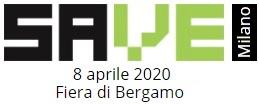 #SAVE approda alla Fiera di Bergamo @EIOMFIERE
