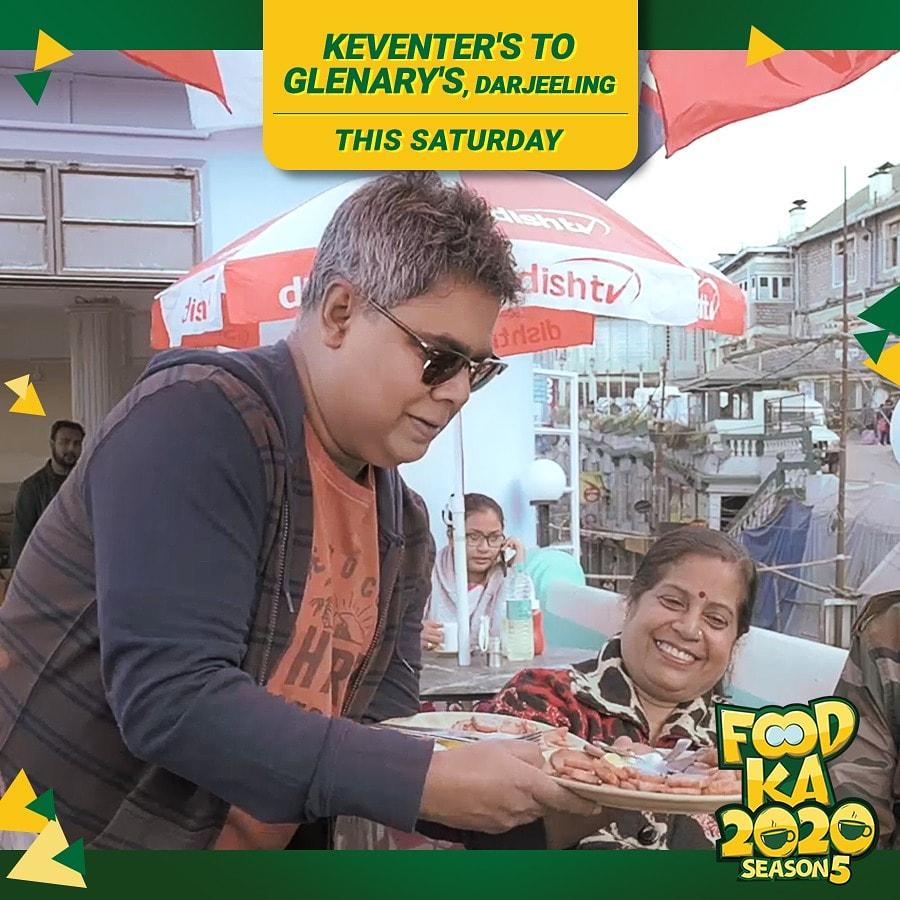 @foodkaseries #Season5 #episode2 coming this #weekend ... #Mohamushkil @MirUnlimited @sunandobanerjee