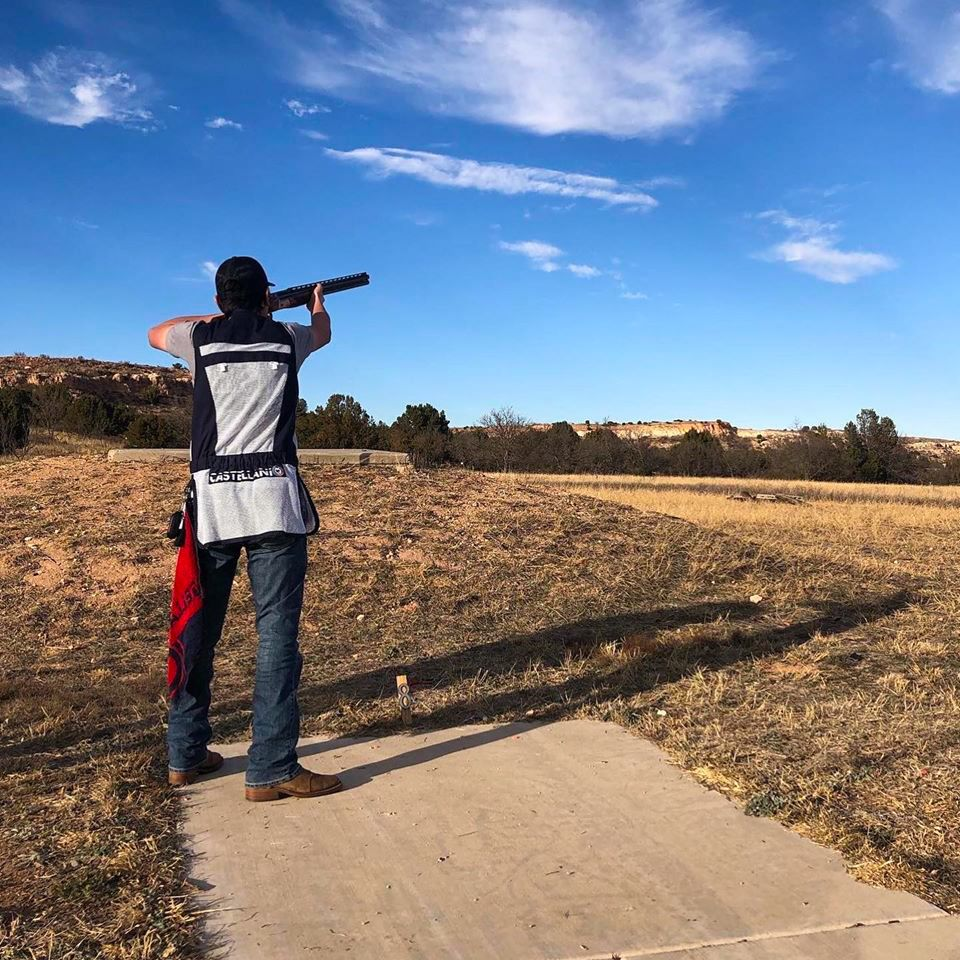 Bust'n clays is what @wtamutrapskeet does best! Good luck this season to the coolest club out there! 🤙 º º º #WTRecSports #WTClubs #GoBuffs #BustClays #Trap #Skeet #WTAMU #Fun #Goodluck #WTAMUTrapSkeet #Canyon #Texas