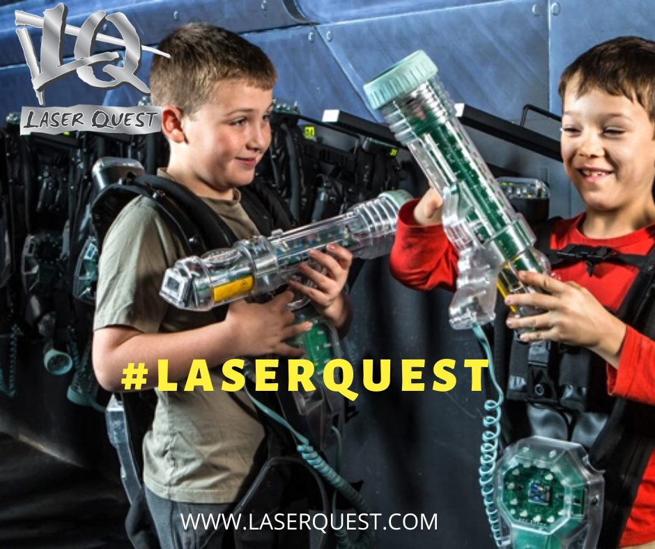 Invite your friends and experience the dark side of the world where lasers are your only guide! 🔦⭕🏃 #laserquest #laser #fundoneright #lasertag #family #game #friends #lasergame #fun #adventure #space #teambuilding #weekend #escaperoom