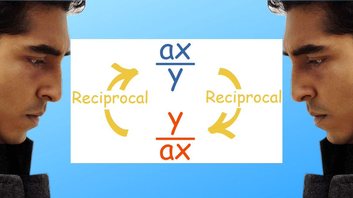 Time for some #Mathematics! 🕺💃  What happens when you take the Reciprocal of a Reciprocal? 🧐🧐  Find out in today's video!   #Iteachmath #MTBoS #EduTwitter #Education #Maths #Math #EducationMatters #EducationForAll
