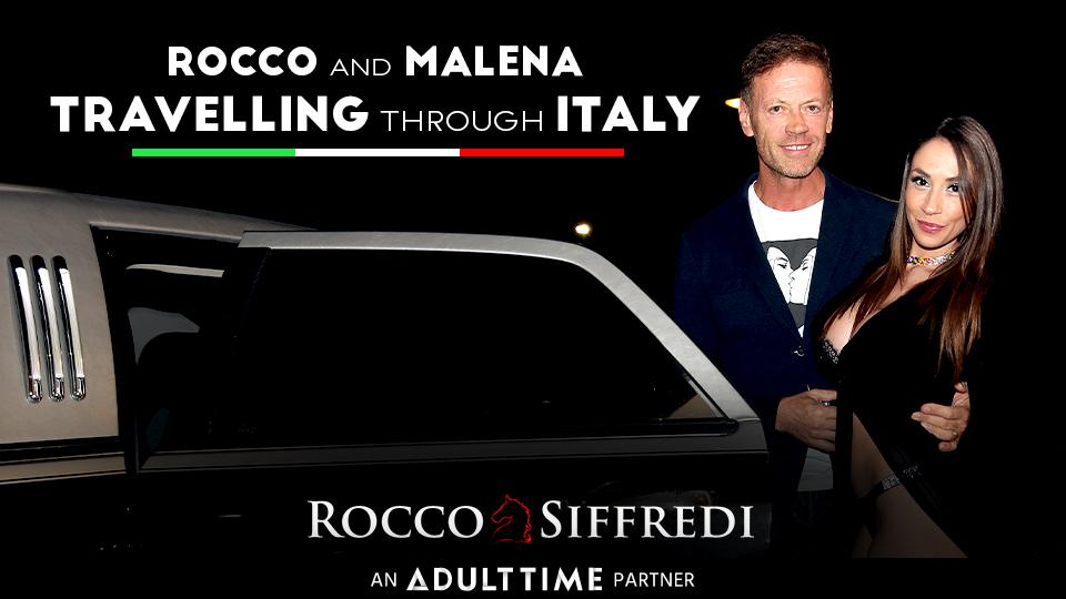 Rocco Siffredi, Malena Tour Italy's Swinger Parties in New Series @Adulttimecom @RoccoSiffrediXX
