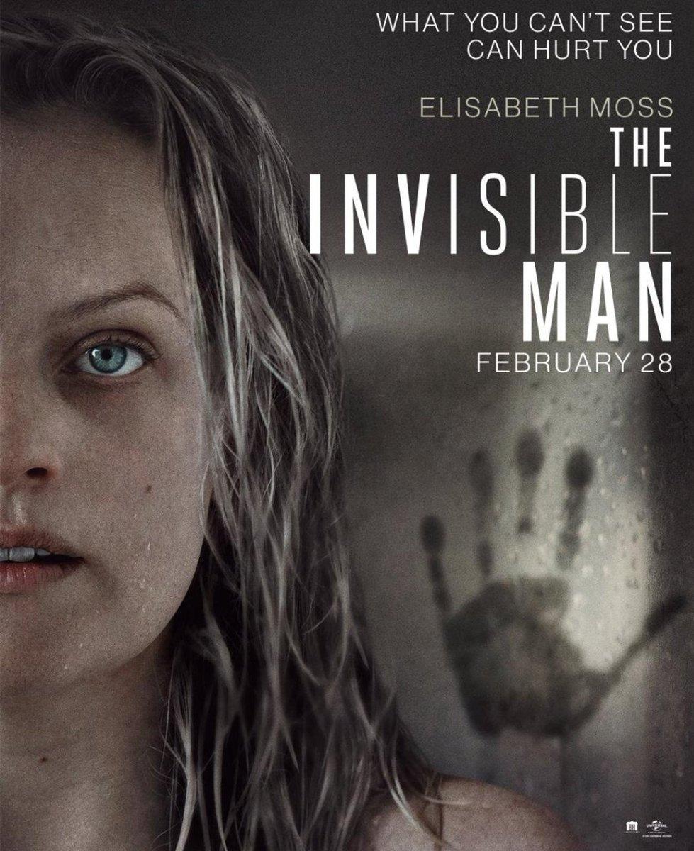 #TheInvisibleMan : Releasing 28 February Worldwide. English and Hindi in India. Also, in #IMAX. @UniversalPics @UniversalEnt @UniversalIND @iamNBikchandani