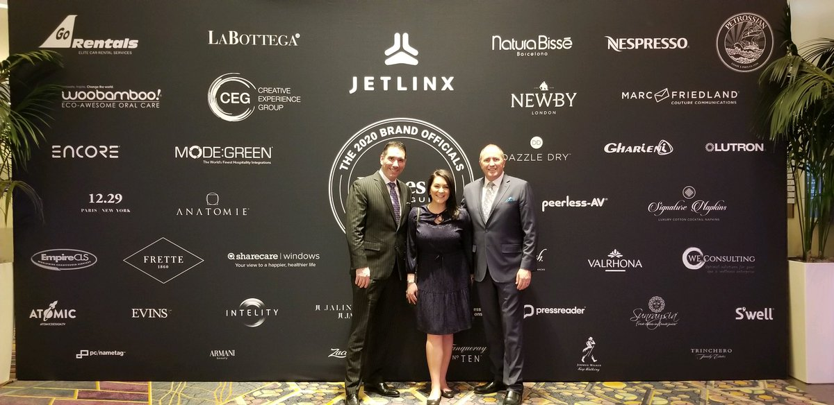 The #VerifiedFTG Luxury Summit was a huge success! 👍🏼 We're proud to be the Official TV Wall Mount & Outdoor TV Provider of #ForbesTravelGuide alongside the other Brand Officials.  #FTGOfficial #AVTweeps #digitalsignage #outdoorTV #hospitality #hospitalityindustry #proAV