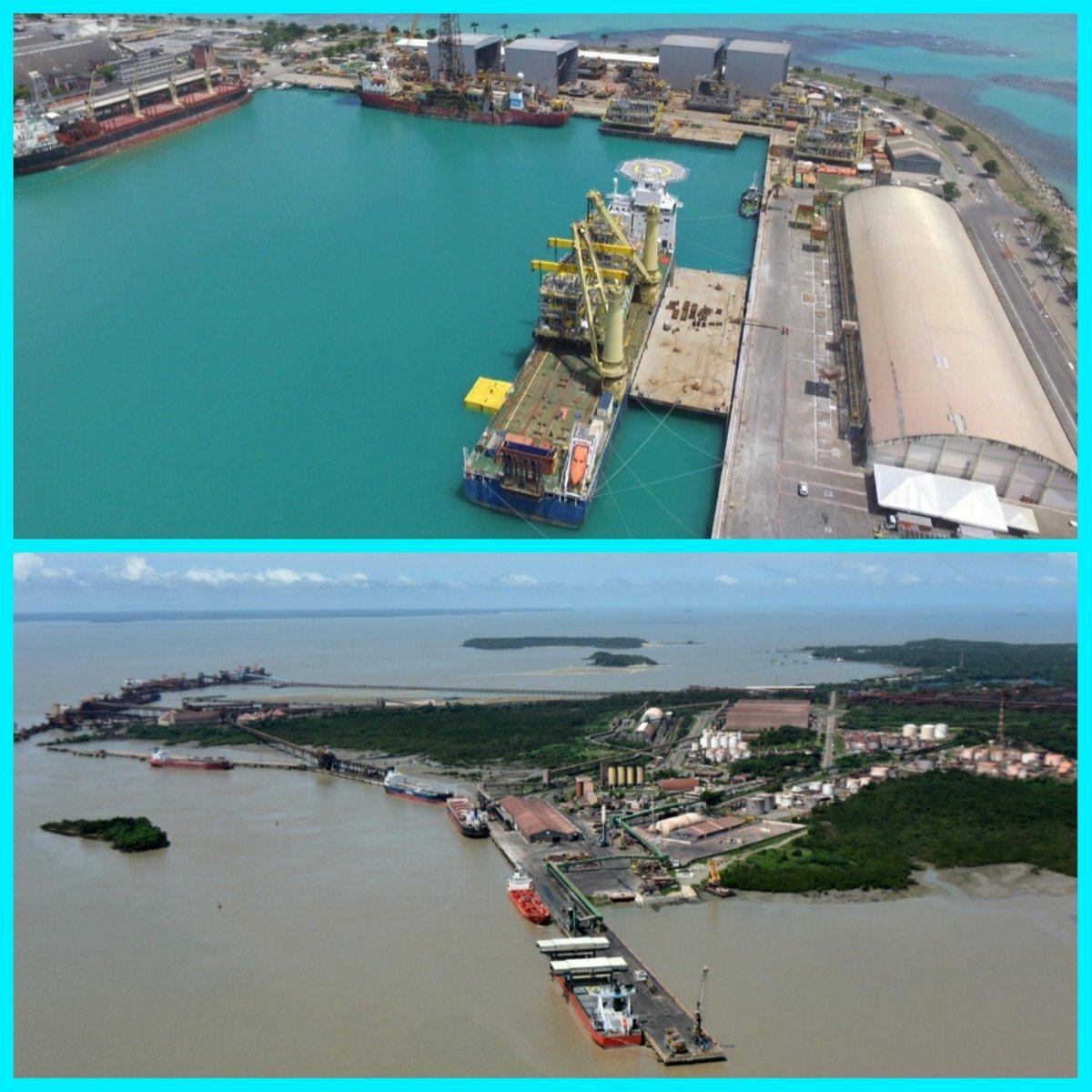 MA, AP, PA, AL, BA e PR: TCU deu aval para desestatização de novos terminais portuários. São prioridades, os leilões de terminais nos portos de Santana/AP, Vila do Conde/PA, Maceió/AL, Aratu/BA e Paranaguá/PR. Variações do modal de transportes evoluindo. @tarcisiogdf