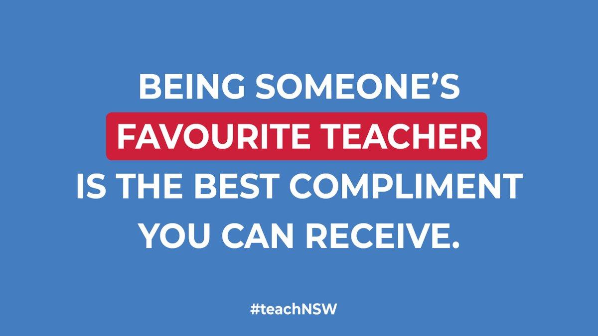 Tag your favourite teacher. #teachNSW #teachandmakeadifference #favouriteteachers #nswpublicschools #greatplacetowork #primaryschool #secondaryschool #aussieteachers #teachertribe https://t.co/ec3xlukQ1N