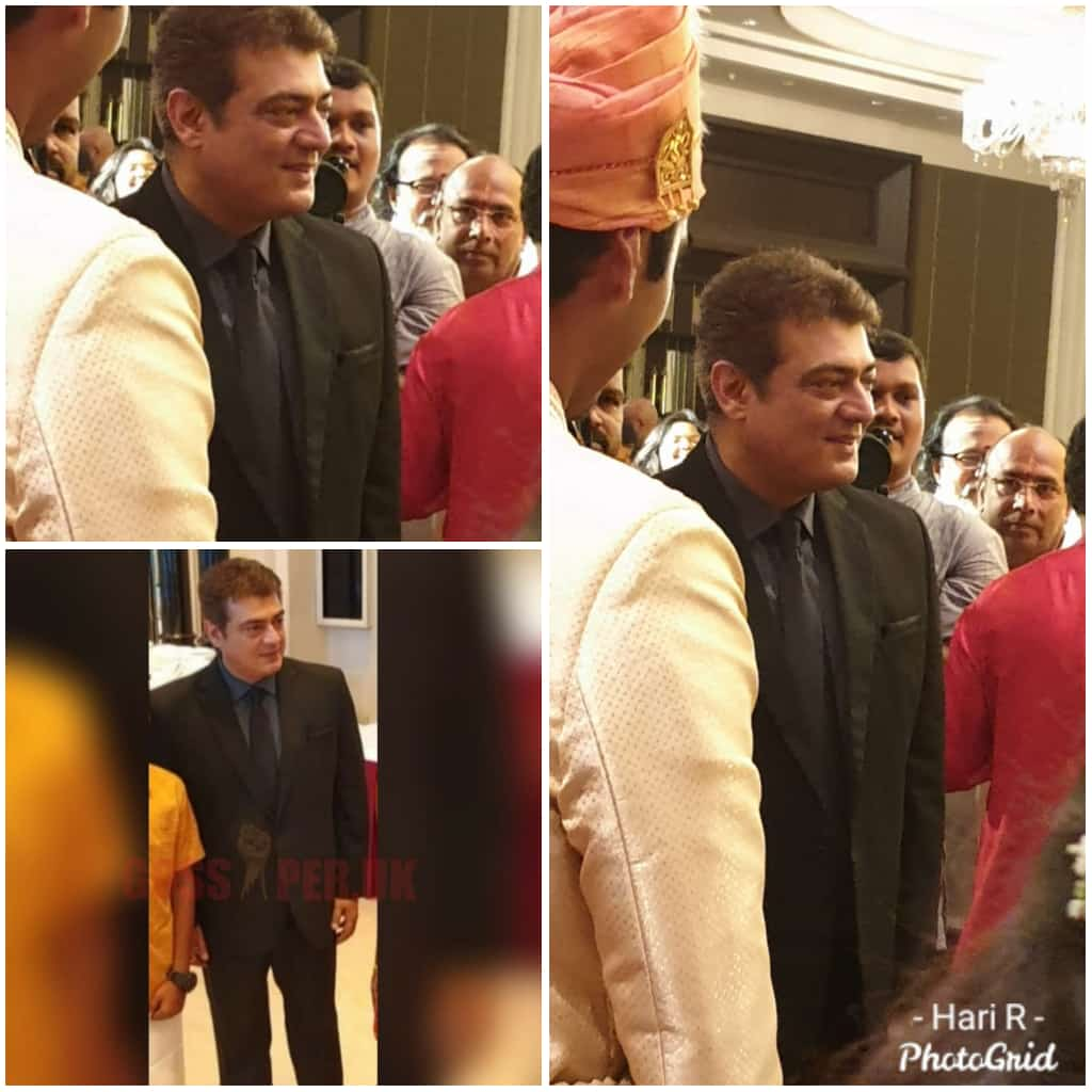 Latest pics of #Thala #Ajith..   Looking smart, as always..   #Valimai
