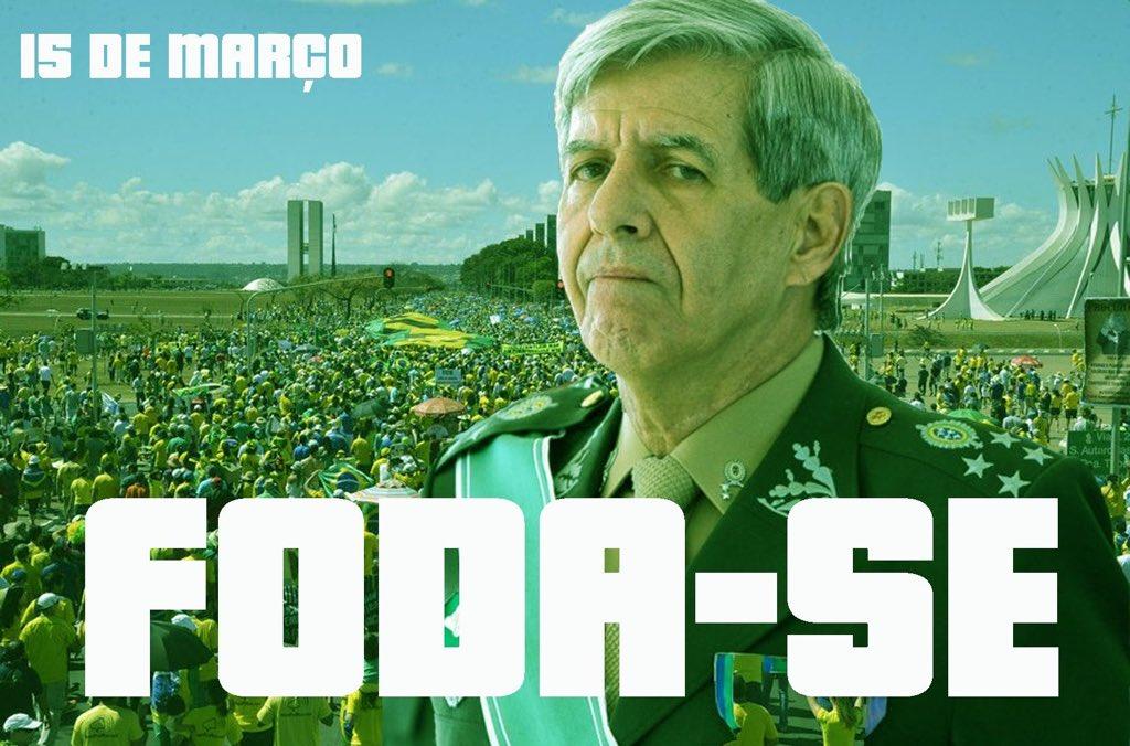 Em Londrina, assim como em todo Brasil, teremos manifestação dia 15 de março.   Pauta única: - apoio ao Presidente @jairbolsonaro.