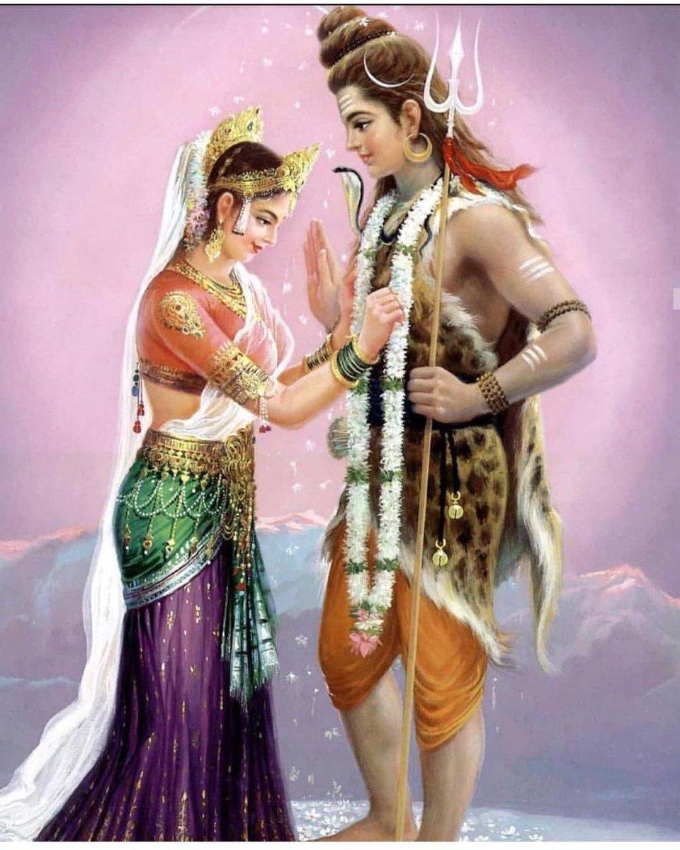 "🌺🌹""ऊँ नमः शिवाय""🌹🌺 आपको सपरिवार महा शिवरात्रि की हार्दिक शुभकामनाएँ।#ॐ_नमः_शिवाय #महाशिवरात्रि #हर_हर_महादेव On #MahaShivaratri May #LordShiva bless us all with peace, happiness and prosperity. #HarHarMahadev #OmNamahShivay #Mahashivaratri2020"