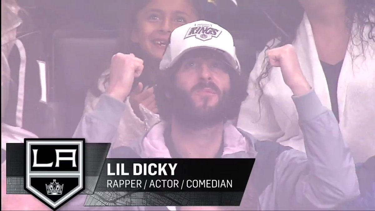 The hat. The dance moves. We love all of it @lildickytweets 😍