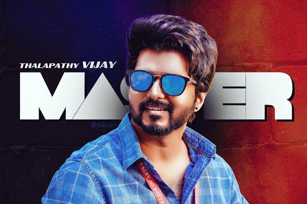 #Master Thalapathy @Actorvijay 😎