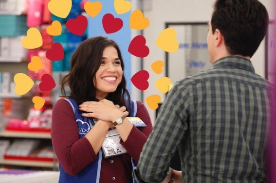 hi guys if you're not doing anything today please watch gentefied on netflix produced by the legend america ferrera thank you
