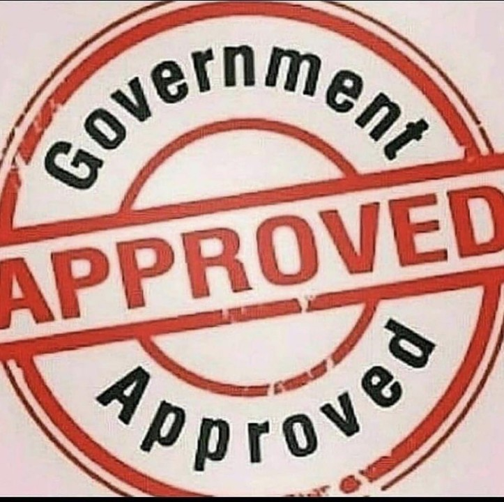 #government  #approved