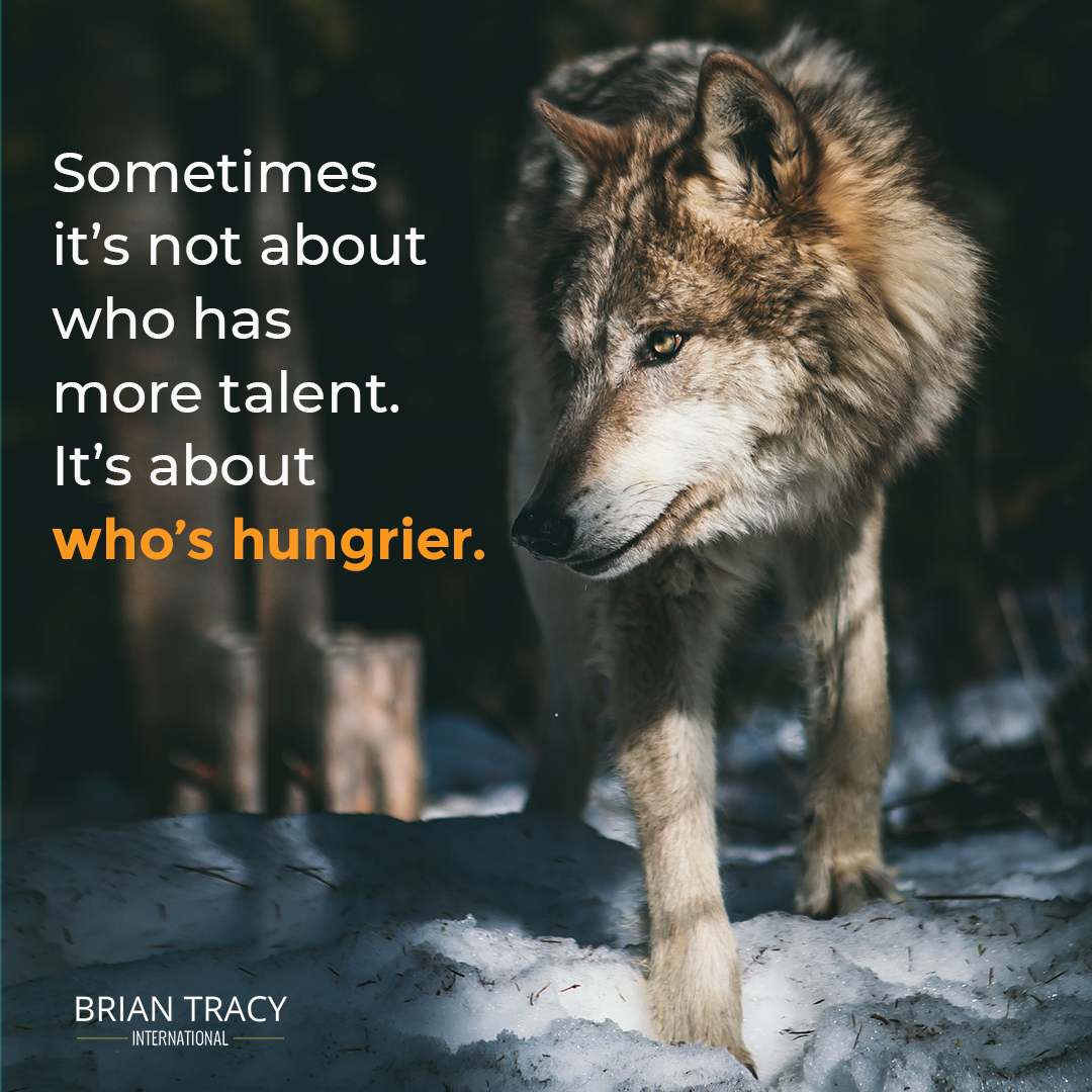 Always being #hungry for success is crucial for leveling up in life.  Dreams are not fulfilled through pure luck, it takes #hardwork, determination and persistence to get where you want to be. Don't stop, stay hungry. 🐯
