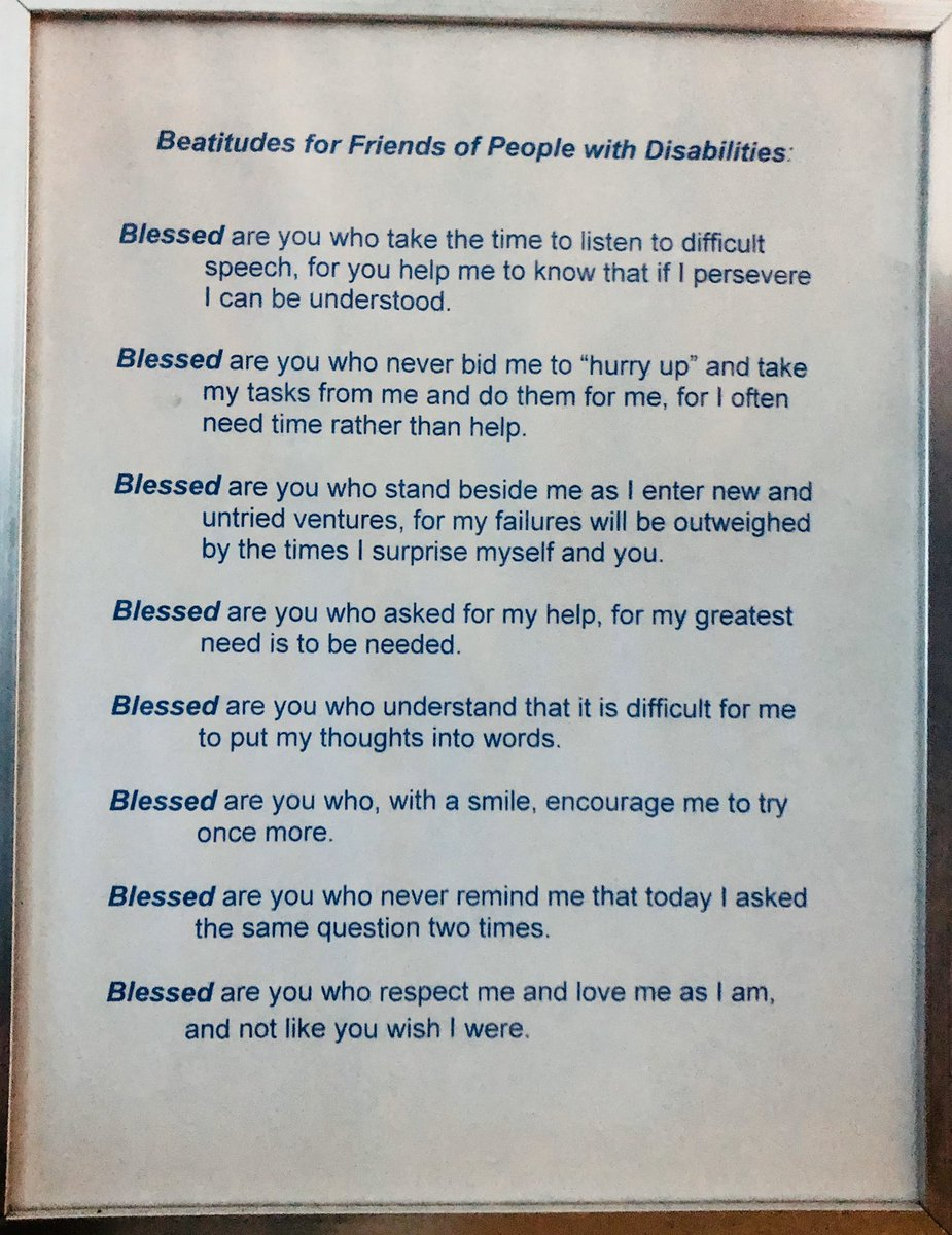 Rules to live by and practices to grow our capacity to understand, love and support one another. What could be better? #beatitudes #patience #rulestoliveby