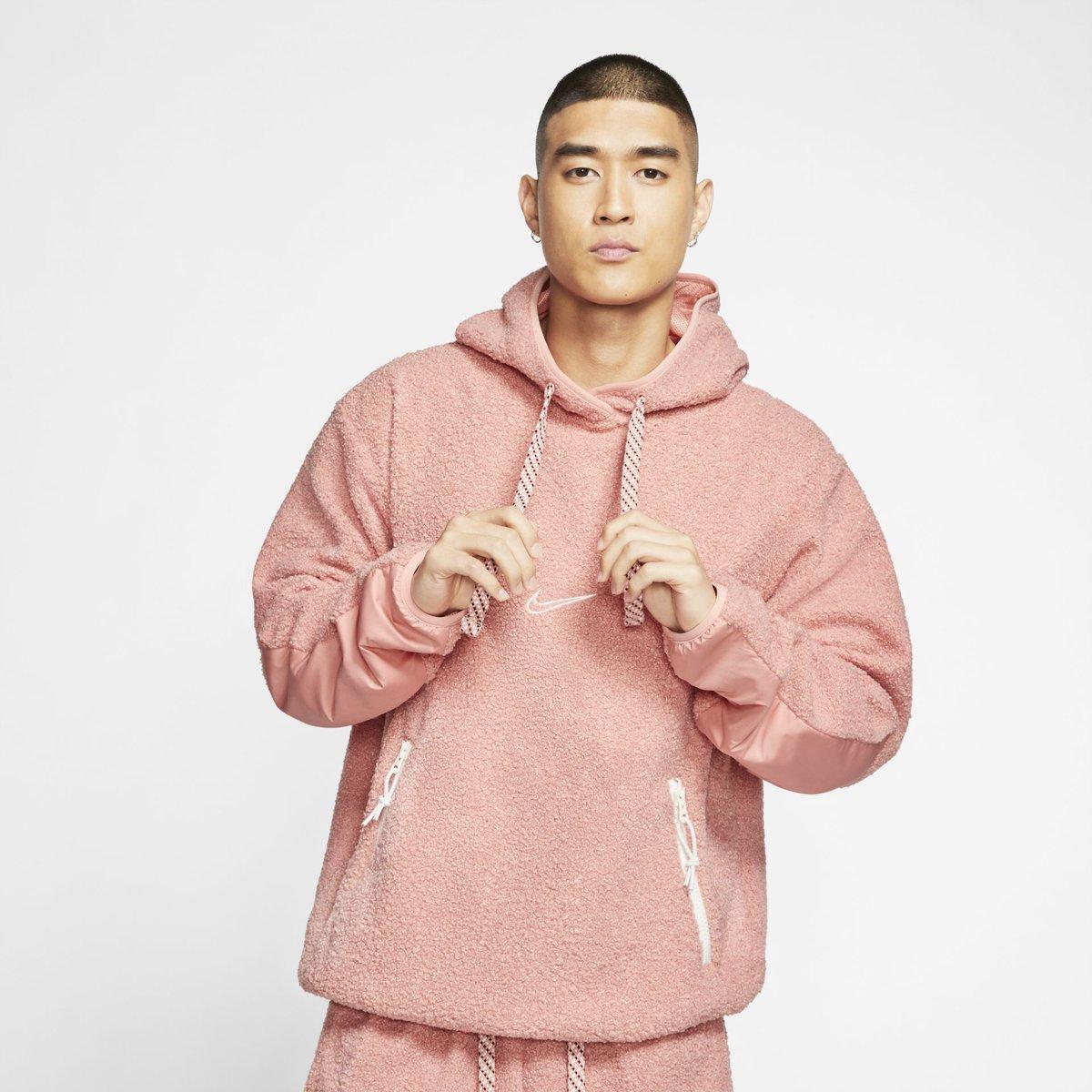 NEW Men's Nike Cozy Basketball Hoodie on @nikestore  Link ->