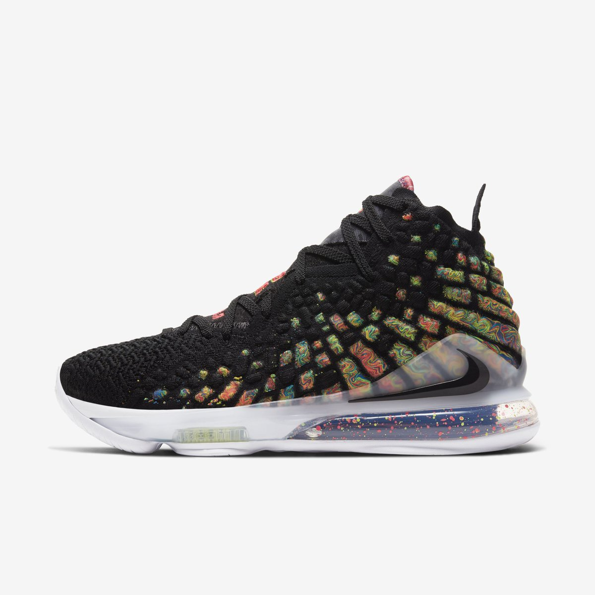 """LeBron 17 """"James Gang"""" available now  Nike ->   Finish Line ->   Eastbay ->   JD Sports ->   Footaction ->   Foot Locker ->"""
