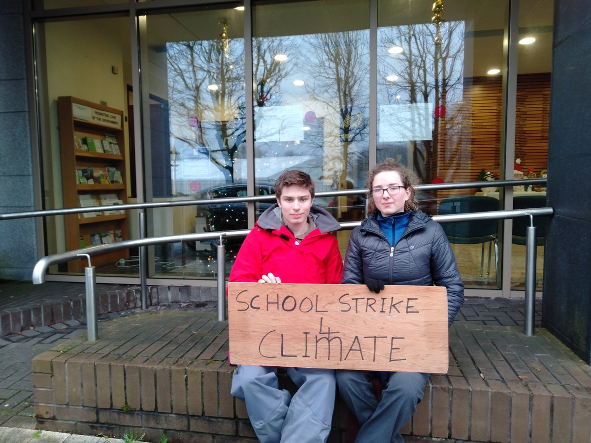 This is the Twitter account for #FridaysForFuture in Co. Mayo, Ireland.  We (@cm_maude, @theocmouze) have been striking every week for over 6 months now because of the egregious lack of action from the Irish government.  📨 DM to get involved 🔀 Share! 💚 Follow!