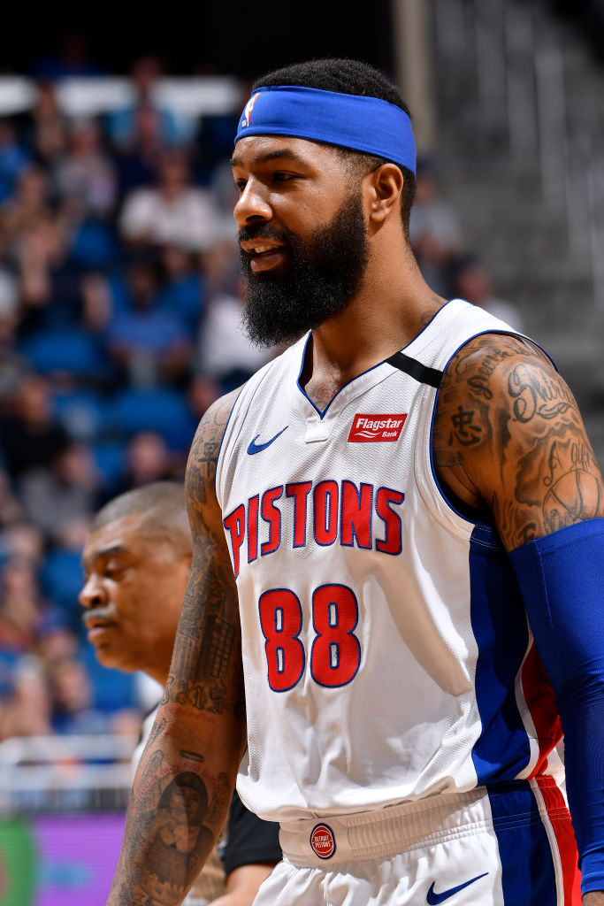The Los Angeles Lakers have emerged as the frontrunners for Markieff Morris.  Our updated story with @ShamsCharania's latest report: