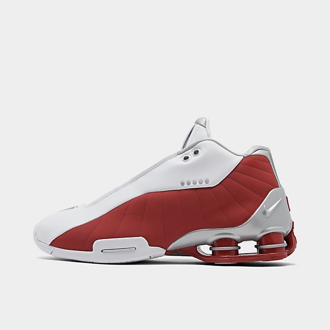 """SALE: Nike Shox BB4 """"White/Red"""" $95 + shipping on Finish Line. No code needed.  Link ->"""