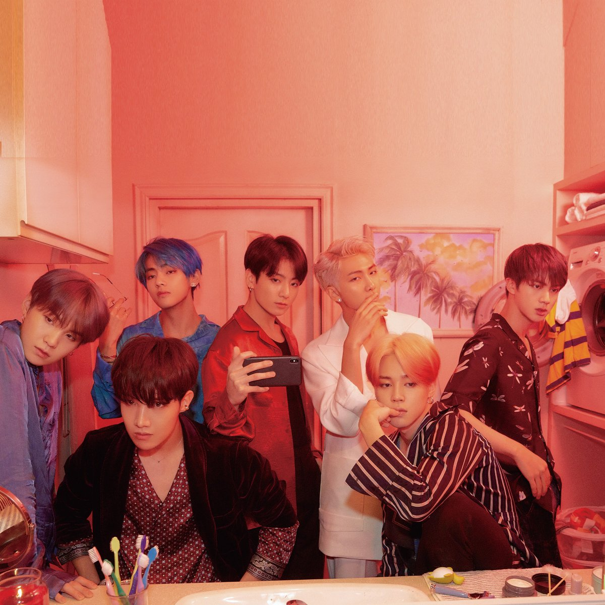 It's here! 📣 @bts_bighit's #MAP_OF_THE_SOUL_7 is streaming now. Listen to the album + the group's #NewMusicDaily conversation with @zanelowe right now on @AppleMusic.   #방탄소년단 #BTS #BTSARMY @BTS_twt