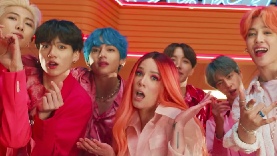 #BTS's #BoyWithLuv featuring #Halsey is #BRITcertiified Silver for sales of over 200.000 in the UK!👏👩‍🎤🕺🕺🕺🕺🕺🕺🕺💿🇬🇧🔥👑👑 @BTS_twt @Halsey