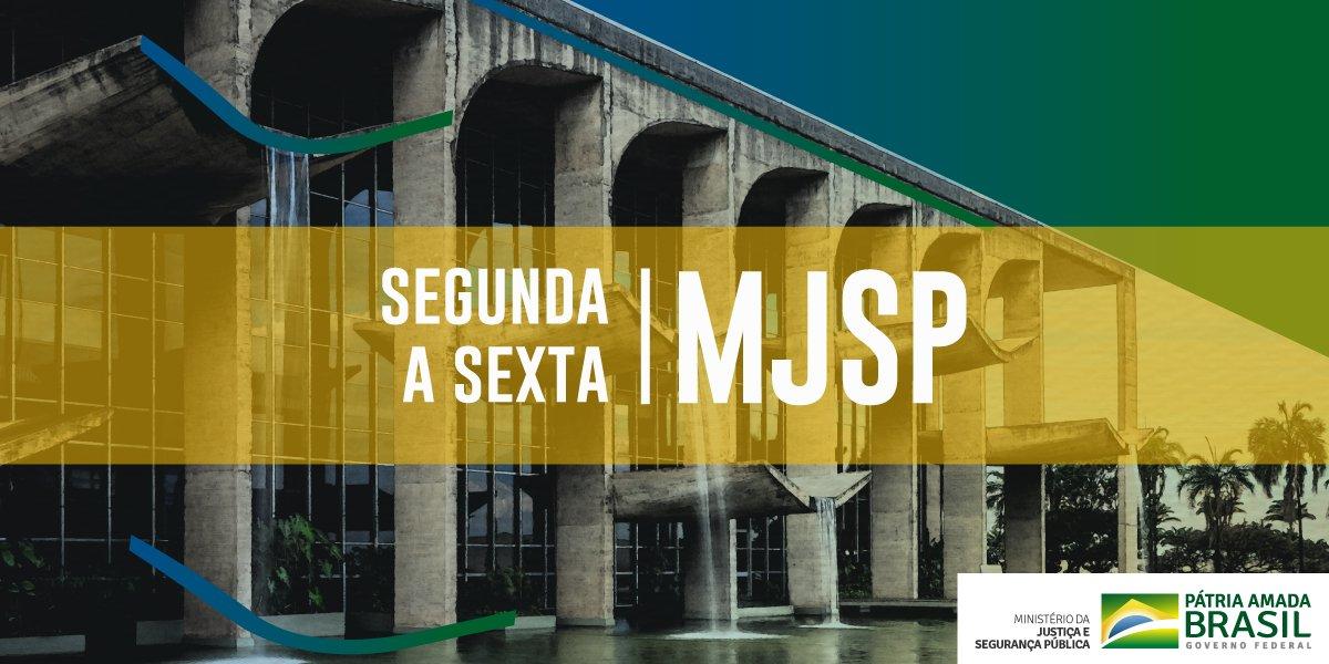 Com índices de redução da criminalidade no país, o MJSP iniciou + uma semana! A Operação Luz na Infância 6 e atuação da Força Nacional em ações de polícia judiciária e perícia forense, no Em Frente, Brasil, também se destacaram. Saiba mais:  #SegundaASexta
