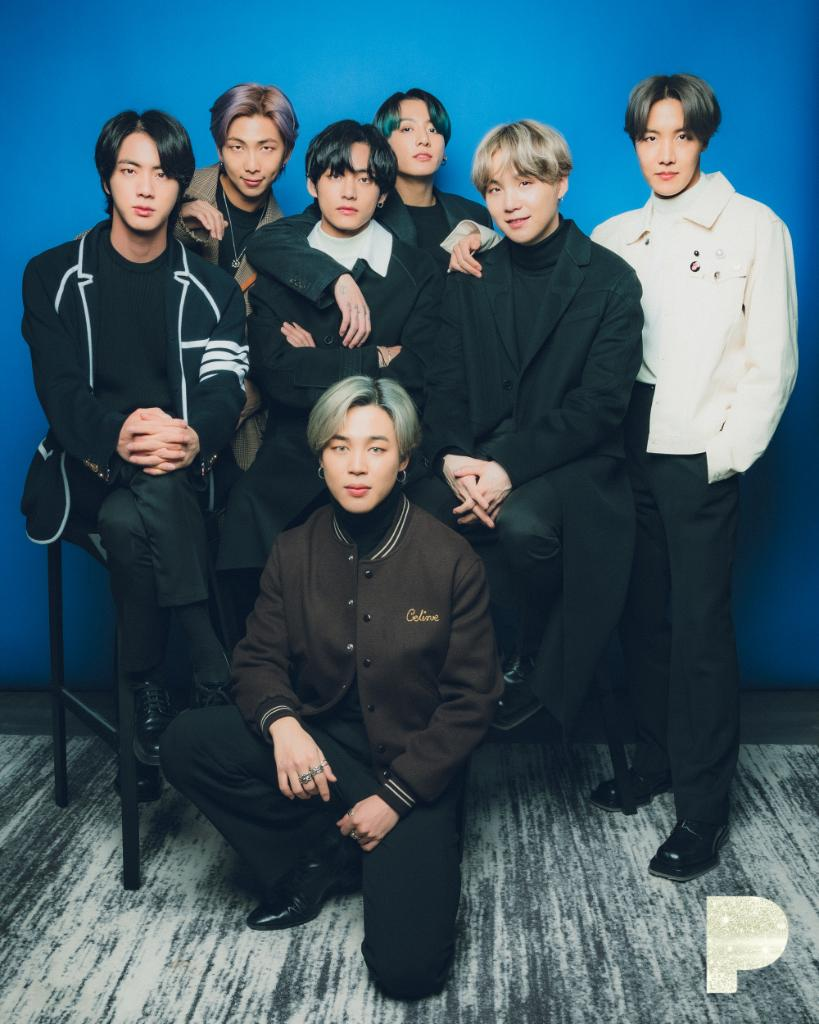 Is today the best day ever? Yes 🤩@bts_twt's #MAP_OF_THE_SOUL_7 is here. Spin it now: